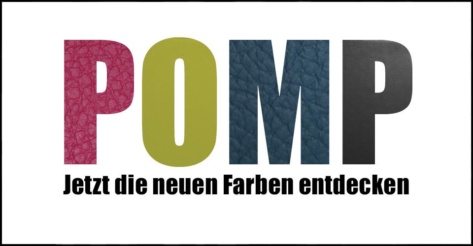 Pomp-Farben