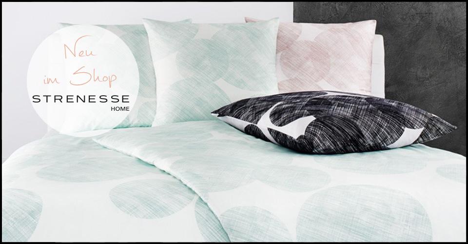 Bettwäsche-Kollektion von Strenesse 2015
