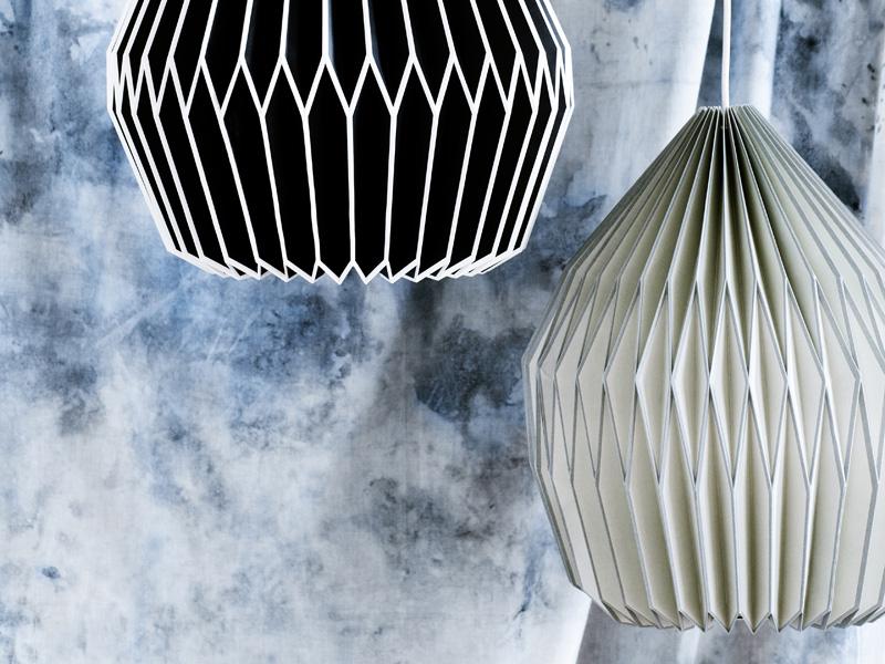 Broste Copenhagen Papierlampenschirme