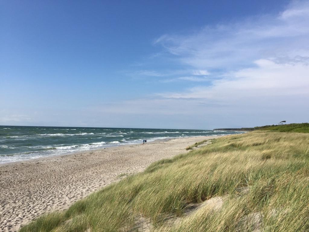 Weststrand auf Darß