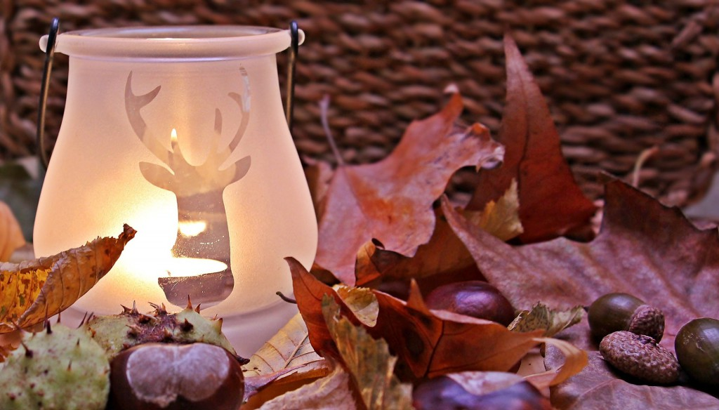DIY Dekoration Herbst