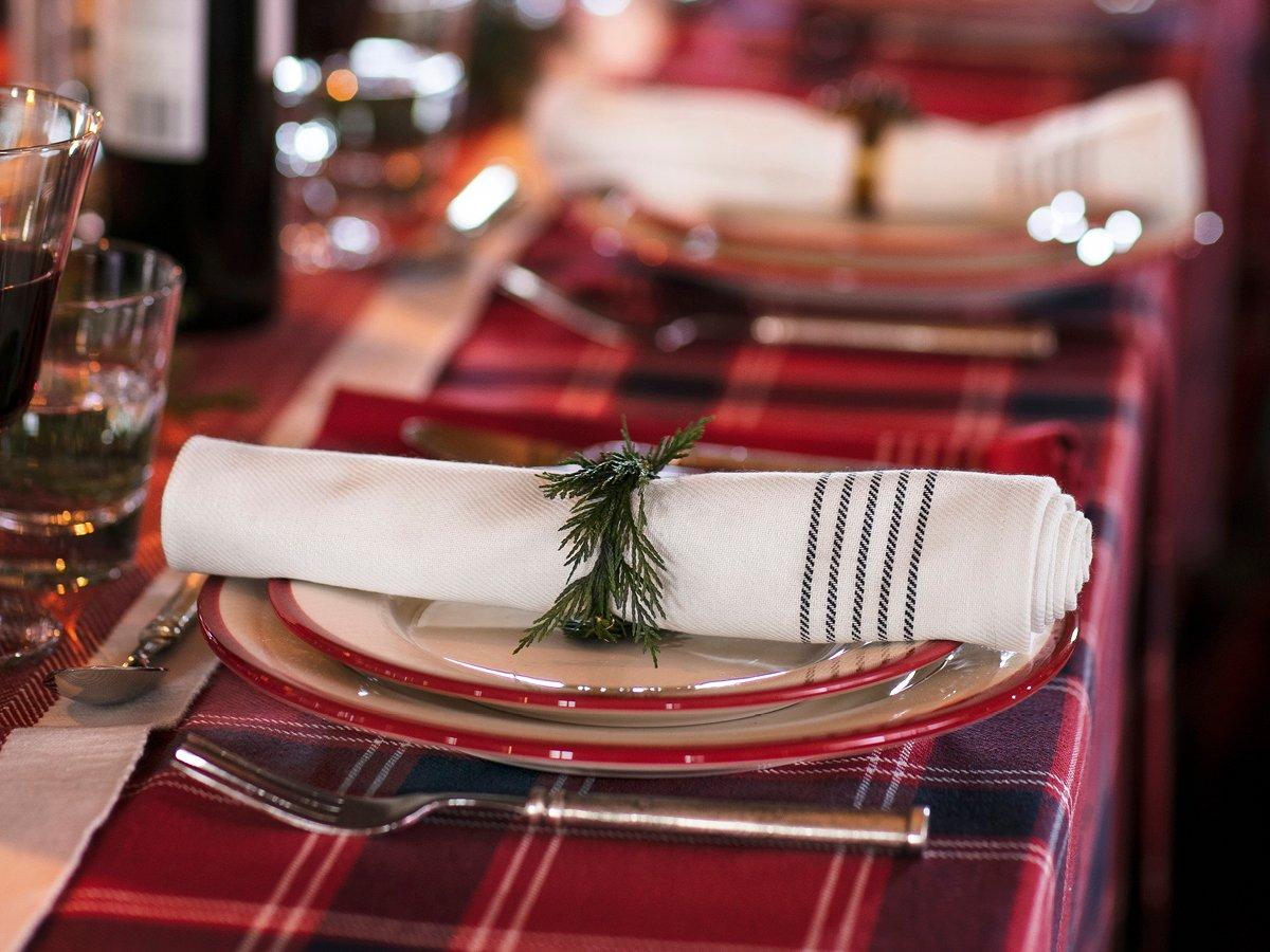 LEXINGTON gedeckter Tisch