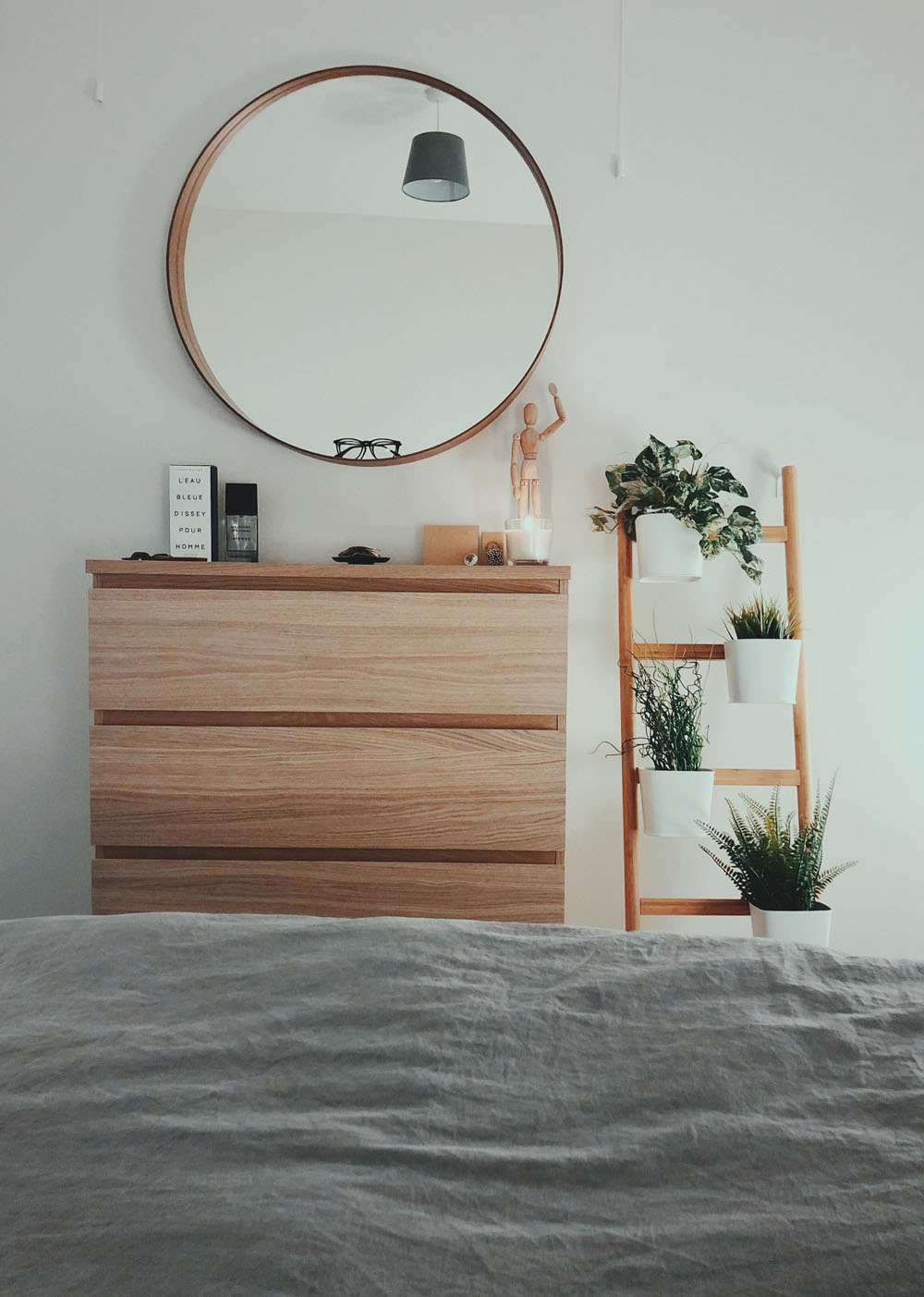 Slow Living Schlafzimmer