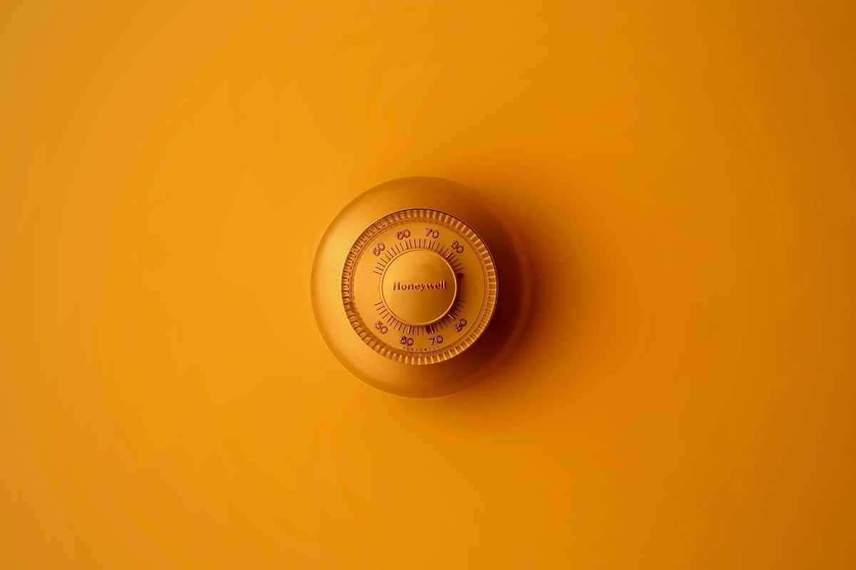 Thermostat Schlafzimmer